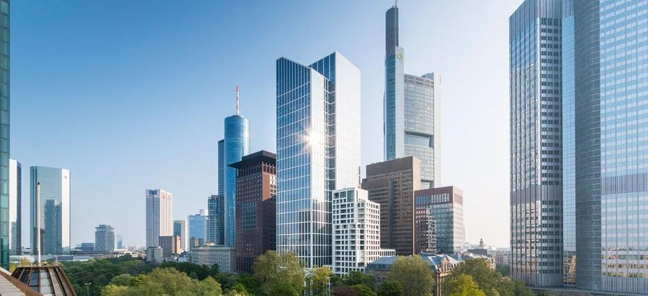 Beliebte Bueros Frankfurt am Main