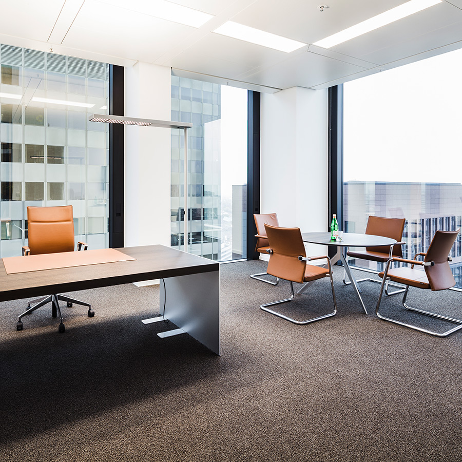 Einzelbüro Frankfurt TaunusTurm