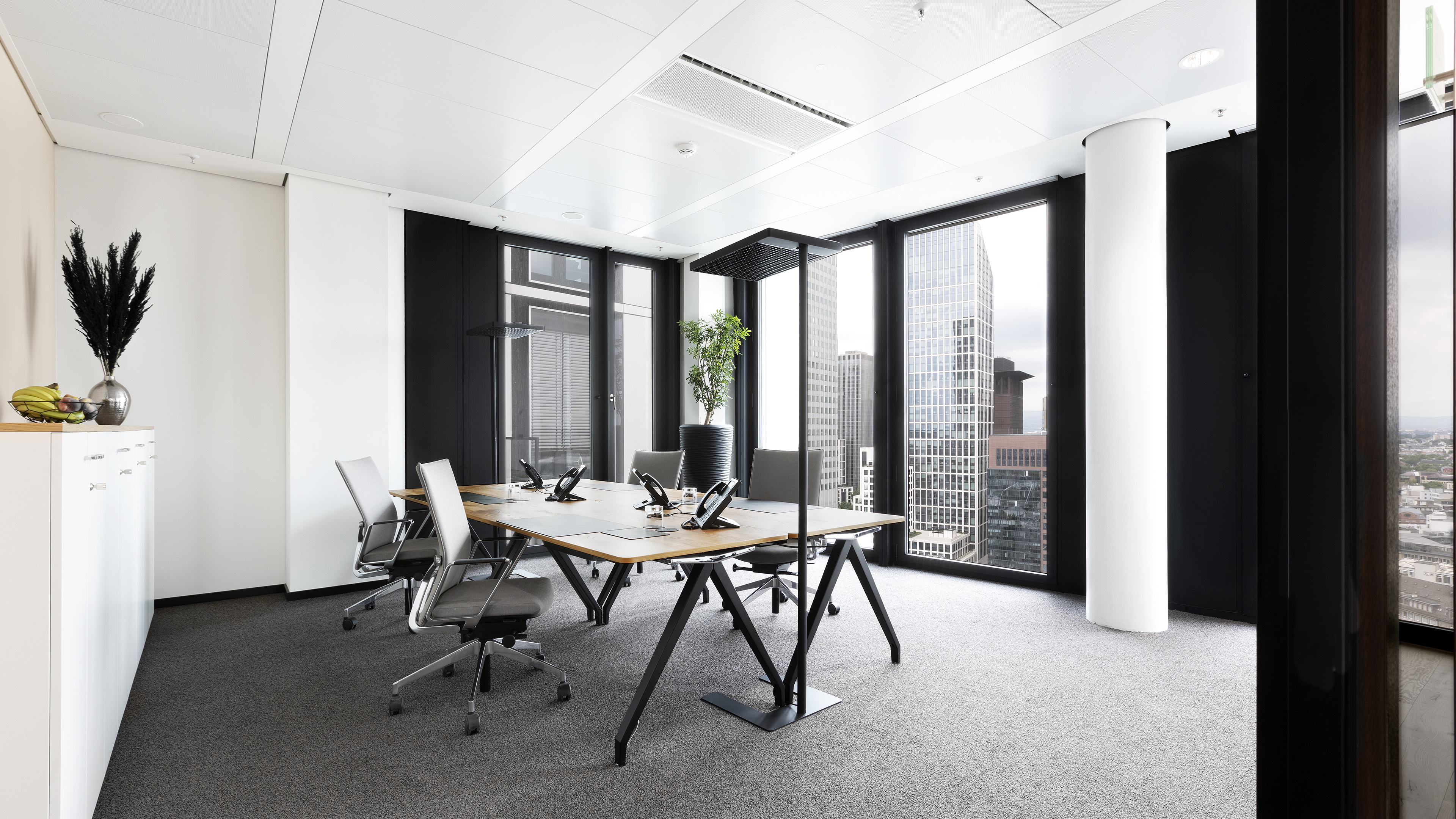 Franktfurt Winx Büro