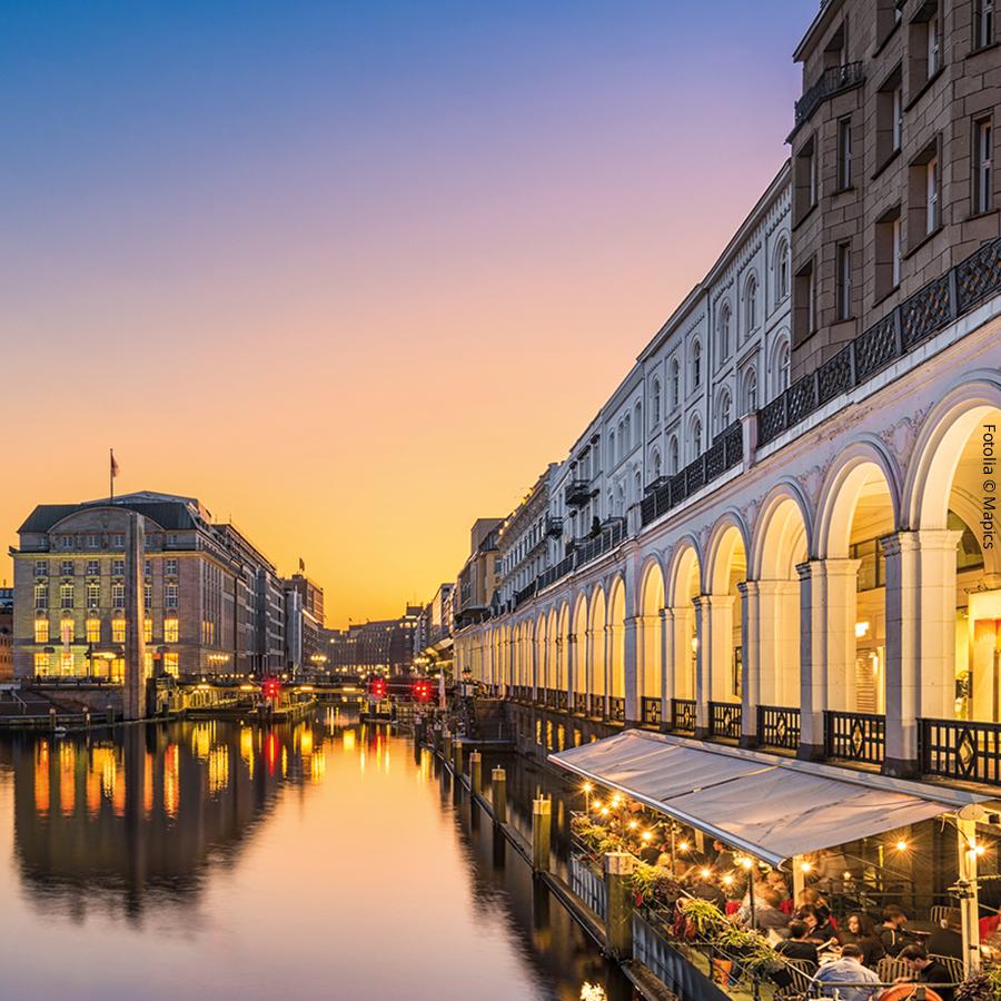 Hamburg-Aussicht