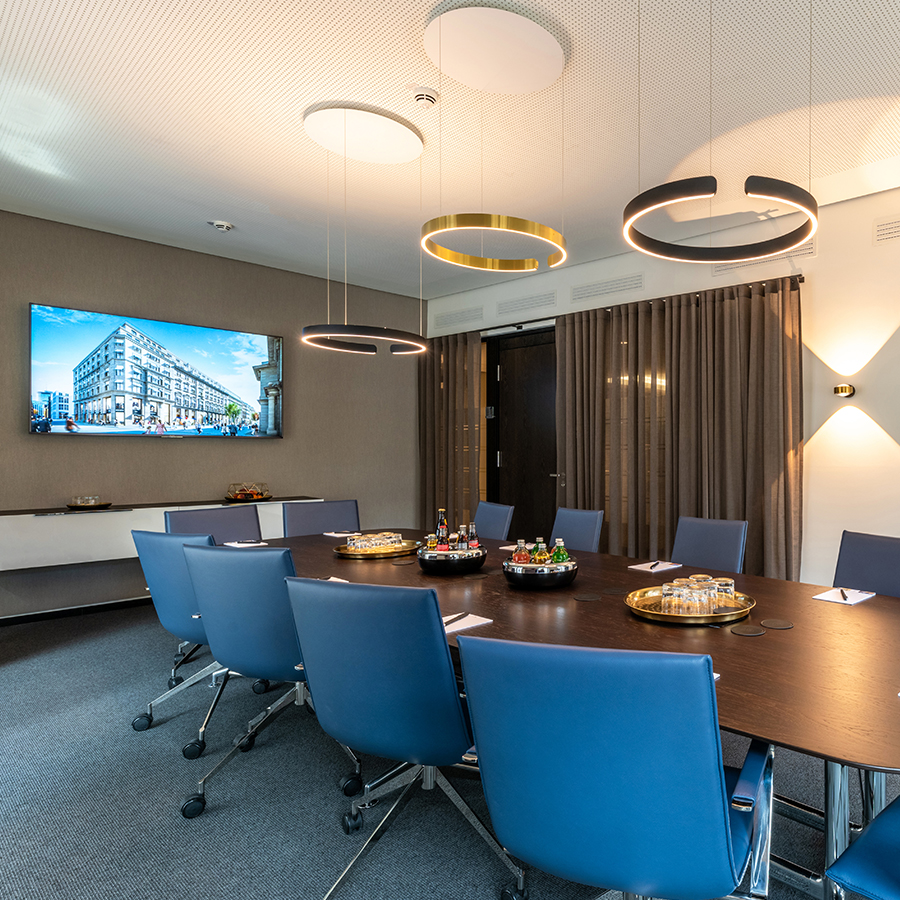 CONFERENCING ROOMS
