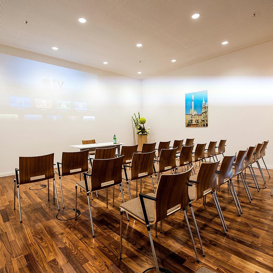 CONTORA Repräsentative Konferenzräume