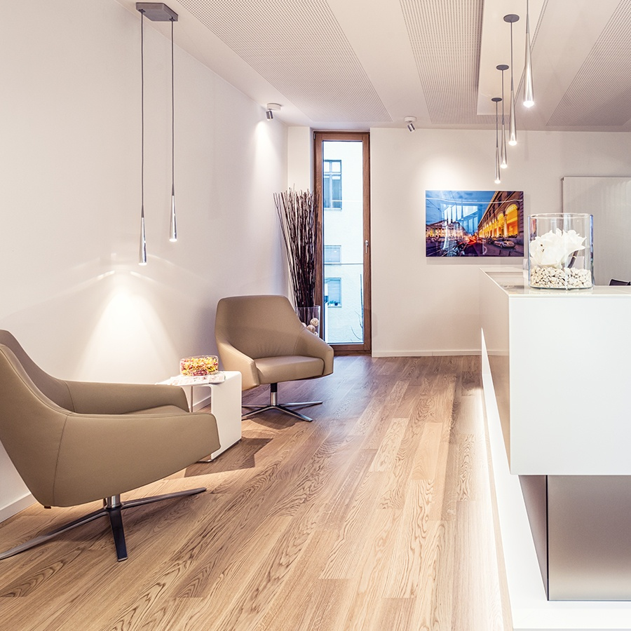 CONTORA Office Solutions Empfang