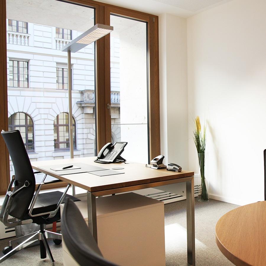 CONTORA Büro München