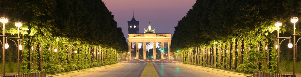 Location Berlin – Brandenburg Gate